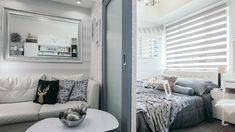 Condo interior design small In this Condo Unit, You Can Sleep, Work, and Chill All Day Condo Interior Design, Small Apartment Interior, Condo Design, Apartment Layout, Apartment Design, Interior Decorating, Small Condo Decorating, Apartment Balcony Decorating, Apartments Decorating