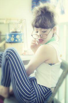 飯田尚士(Belle/ELLEestBELLE代表) #hair #hairstyle #girl #harajuku #tokyo #harajuku #arrange #hairarrange