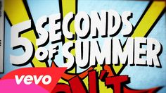 5 Seconds Of Summer - Don't Stop (Lyric Video) ♡ OMGGG GUYSSSS! :') IT'S SO PERFECT!!! ♡♡