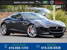 2015 Jaguar F-Type R Coupe  5k miles $81,494 5655 miles 415-855-1310 Transmission: Automatic  #Jaguar #F-Type R Coupe #used #cars #MarinLuxuryCars #CorteMadera #CA #tapcars