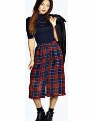 boohoo Katty Button Through Tartan Midi Skirt - multi Take tartan to the next level in this printed midi skirt thatll make any look pop! Style it with a high neck top , cut out boots and sheer ankle socks for easy-to-wear edge. http://www.comparestoreprices.co.uk/skirts/boohoo-katty-button-through-tartan-midi-skirt--multi.asp