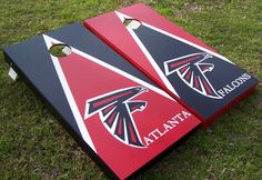 Custom Cornhole Set (Atlanta Braves preferably)  $175.00