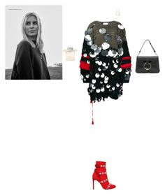 """Untitled #4290"" by gracewirth101 ❤ liked on Polyvore featuring Ports 1961, Valentino, Mateo, Chloé and Niki Taylor"