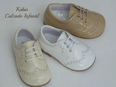 zapatos niño ceremonia