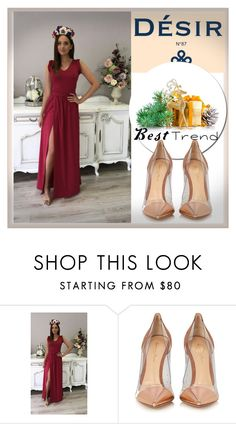 """DesirVale"" by aida-fashion ❤ liked on Polyvore featuring Gianvito Rossi"
