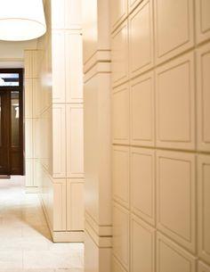 PANEL CORRIDOR #upstairshallwayideas