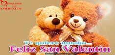 Te quiero mucho... Feliz San Valentìn