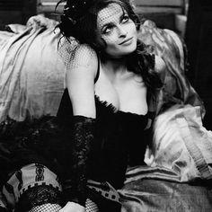 Helena Bonham Carter my favorite actress ever