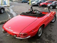 Alfa Romeo Spider 1750 Duetto Roundtail Cabriolet Pininfarina