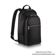 101032ea820f9 Louis Vuitton Michael Backpack Lederrucksack