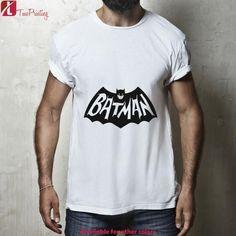 Batman logo, Superman Logo, batman shirt, superman shirt for Men T-Shirt, Women T-Shirt, Unisex T-Shirt