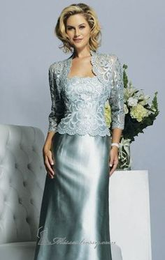 Beautiful Formal mother of the groom dress! This is one of the top two that I…
