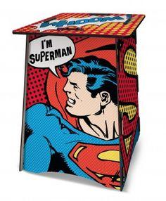 Banco/Mesa Bipo Super Homem POP