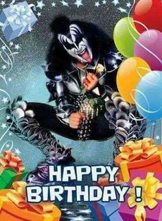 Kiss Happy Birthday