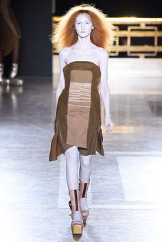 Rick Owens Spring 2015 Ready-to-Wear - Collection - Gallery - Look 1 - Style.com