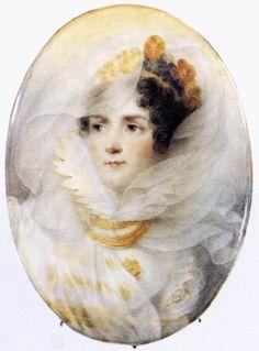 empress josephine-jean baptist isabey 1808