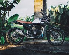 """""""Speedracer"""" custom exshaust for Royal Enfield Himalayan , avaliable in stock in our showroom . Himalayan Royal Enfield, Triumph Motorcycles, Mad Max, Custom Bikes, Motorbikes, Candy, Adventure, Unique, Motorcycles"""