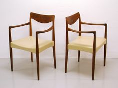 Frederik Kayser Dining Chairs
