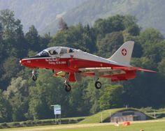 BAe Hawk Mk 66 U-1268 Luftwaffe, Swiss Air, Air Show, Radio Control, Military Aircraft, Great Britain, Air Force, Fighter Jets, Airplanes