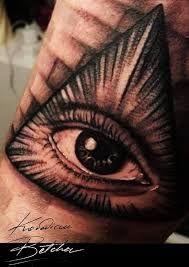 Znalezione Obrazy Dla Zapytania Oko Opatrznosci Tatuaz