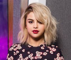 Selena Gomez Has Ditched Her Blonde Hair in Favor of *This* Hue via Brit + Co