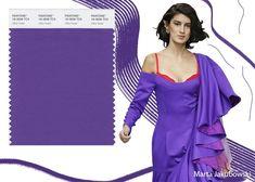 Pantone Fall/ Winter 2018-2019 Colors Trends: Ultra Violet