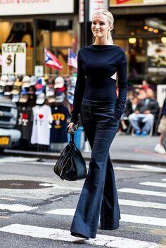 Street Fashion New York N323, 2017