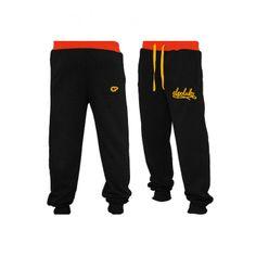 Spodnie EP Dresowe NO3 czarne - Spodnie :: www.el-polako.com