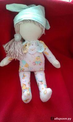 Иллюстрация 6 из 6 для Авторская тряпичная кукла, одежда и аксессуары - Ийя Чуракова | Лабиринт - книги. Источник: Бутюгова  Мария Dolls, Patterns, Create, Baby Dolls, Block Prints, Puppet, Pattern, Doll, Baby
