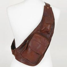 men's leather cross body bag? Pfft leather body bag