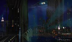 pacific city_concept art