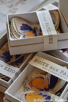 Un Coeur en Provence: Créer