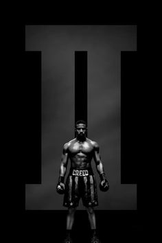 Creed II 2019 Rocky Balboa Adonis Johnson Sylvester Stallone Michael B. Jordon Movie Poster Wall Art Home Decor Print Rocky Balboa, Michael B. Jordan, Michael B Jordan Shirtless, Hindi Movies, Disney Pixar, 2018 Movies, New Movies, Upcoming Movies 2018, Watch Movies
