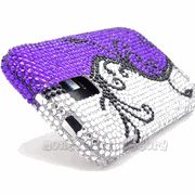 Purple Vines Diamond Bling Hard Case Cover for the Samsung Galaxy S2(Hercules) $10.95 > 10% coupon code: Pinit