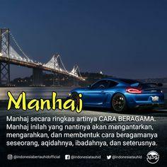 MANHAJ..