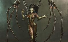 Arachnid - decepticon woman ,The worst of the worst