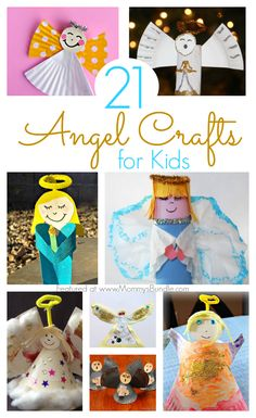 21 Angel Crafts for