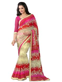 Yellow Georgette Saree-VSALC-859  Unbeatable Price Challenge  www.mastimall.com  #MastiMall.com#MastiMall#Saree#Sari#DesignerSaree#WeddingSaree#Partywear#BestSaree#LehengaSaree