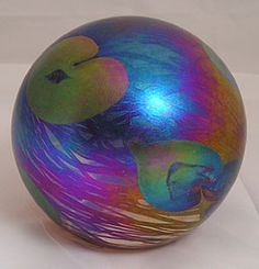 John Ditchfield Glasform Paperweights