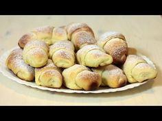 Puter kifle - Butter Rolls