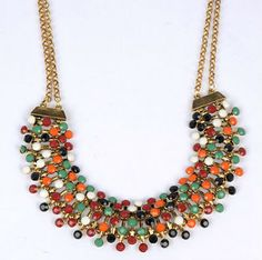 Multicolor Gemstone