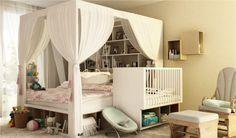 Lit bebe design pas cher - Mobilier moderne et confort marque VOX
