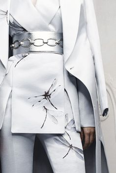 Alexander McQueen, Pre-Spring 2013   Keep the Glamour   BeStayBeautiful