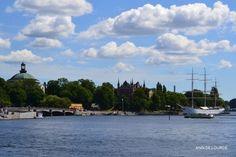 Skeppsholmen, Summer 2016, Stockholm, Sverige.