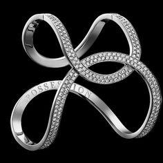 Brazalete- Possession- Piaget White Gold & Diamonds