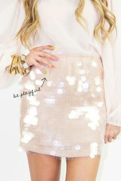 I need this skirt! - Lauren Conrad gives birthday party outfit ideas.. But why not this skirt for every day??
