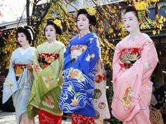 Photoed at Kanikakuni Festival, Gion town, Kyoto, Nov 8, 2012