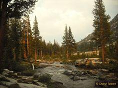 John Muir Trail Part 4: Piute Creek to Red's Meadow