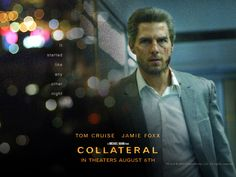 tom cruise movie posters | Tom Cruise Collateral Movie Poster.