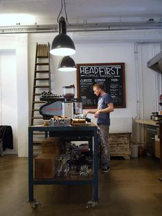 Headfirst Coffee Roasters - Coffee http://headfirstcoffeeroasters.com